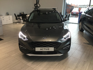 All New Ford Focus Active X 1 0l Ecoboost 125ps