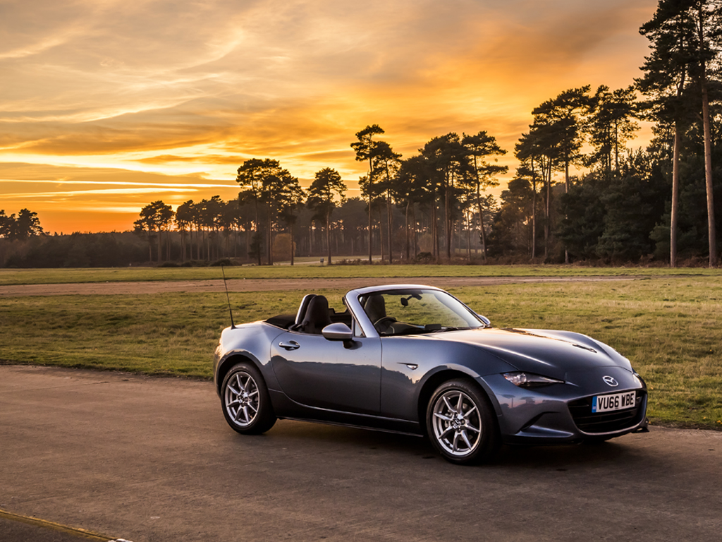 Mazda West Chester >> Mazda MX-5 Arctic Limited Edition