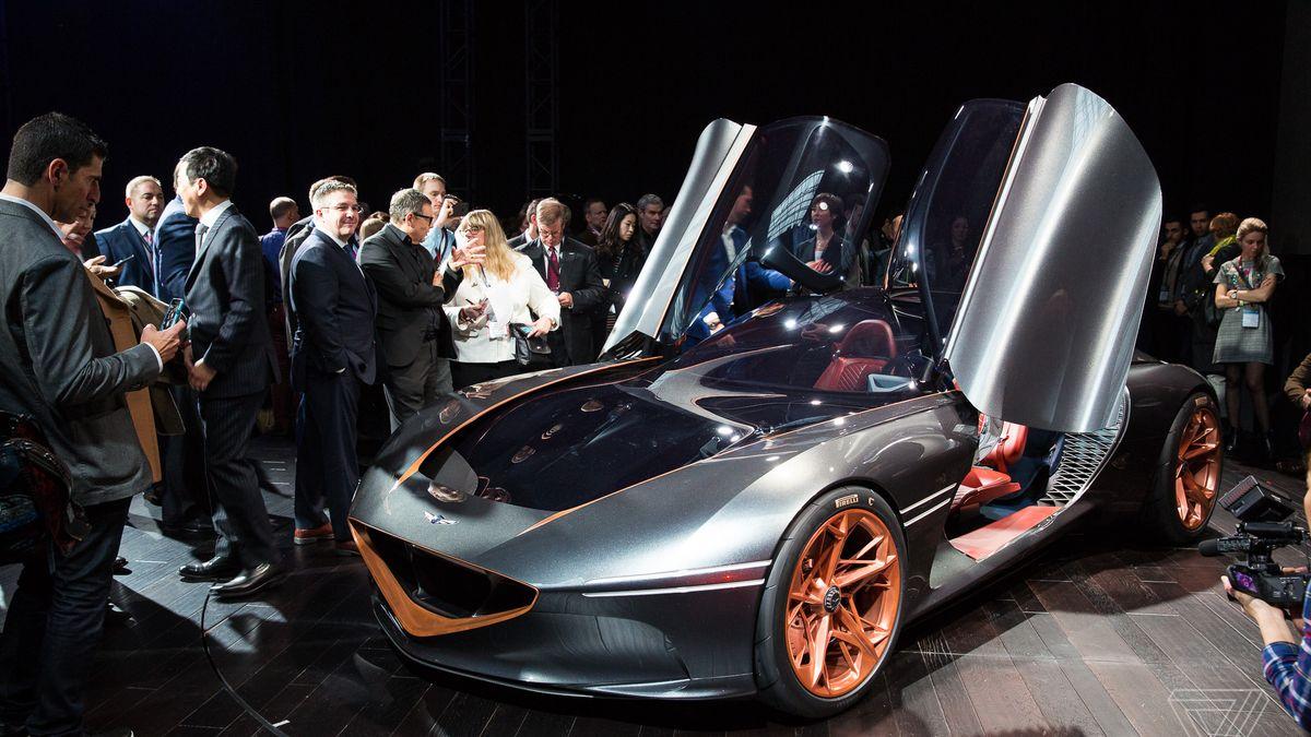 Hyundai S Luxury Brand Genesis Is Aimed At 2020 Uk Launch
