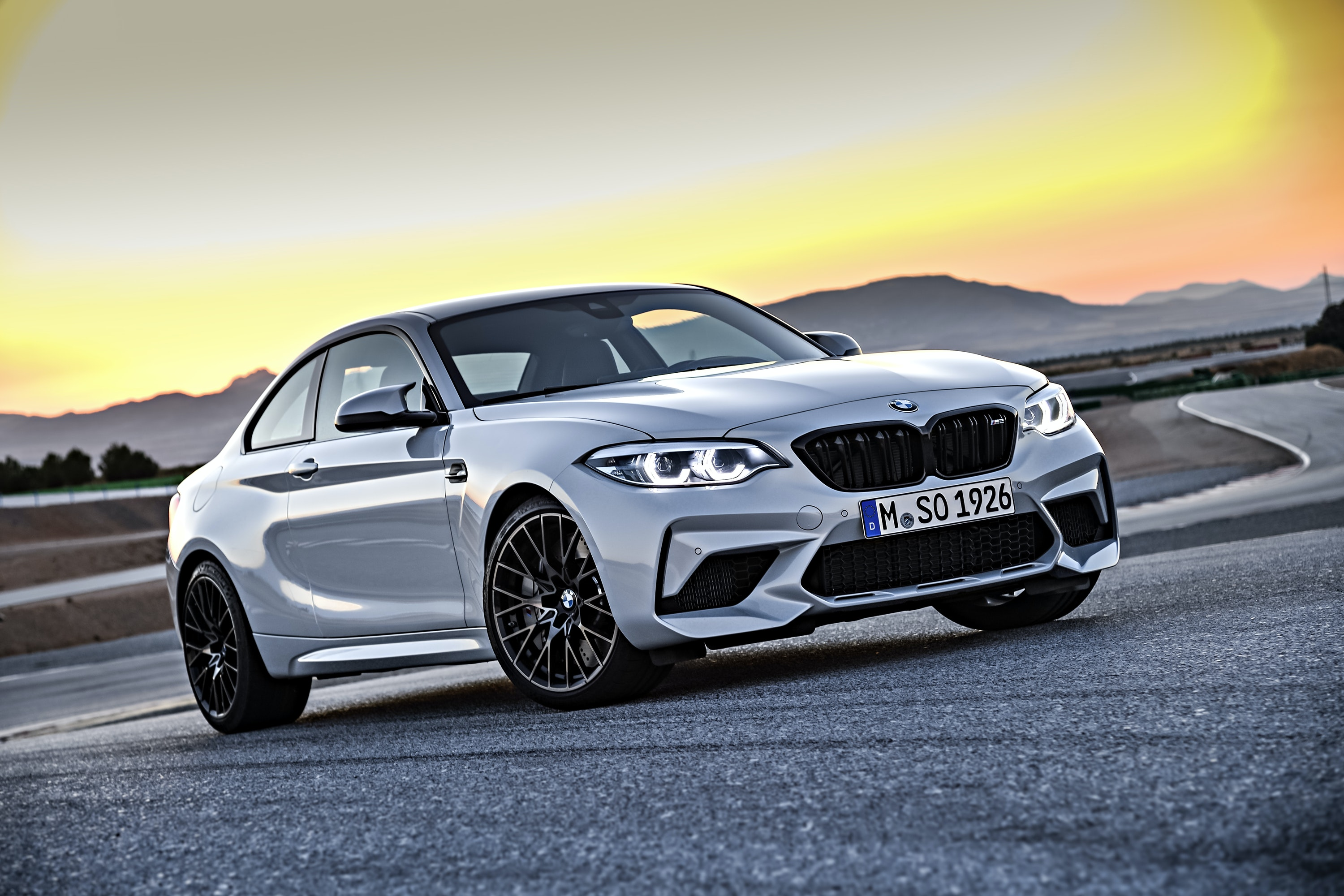 BMW M2 Comperition