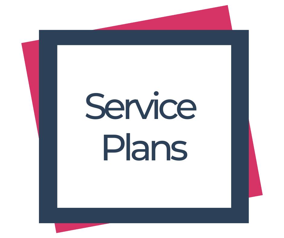 service plans