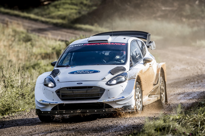 Ford Fiesta WRC