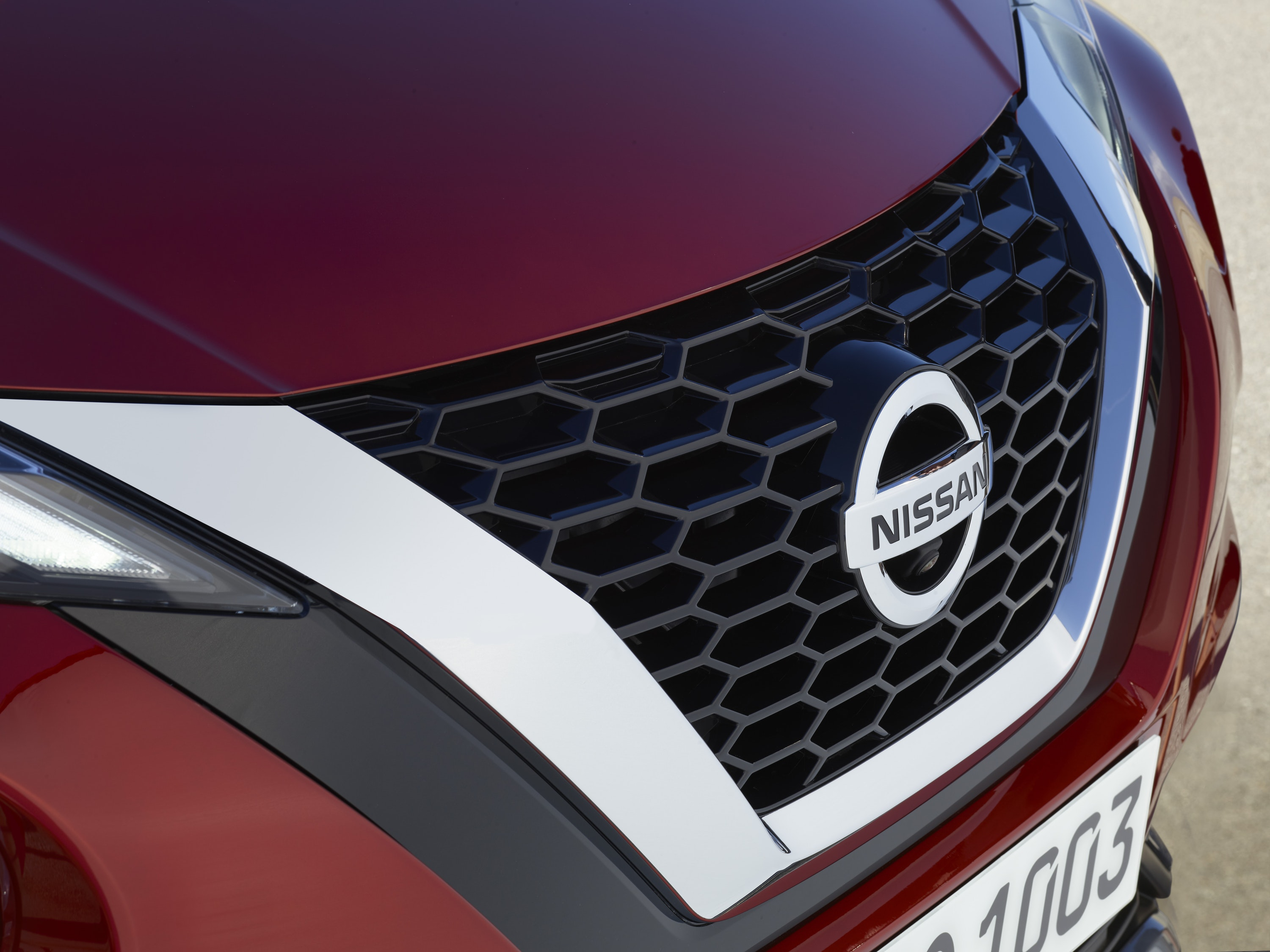 Nissan Grill