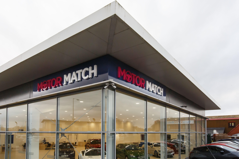 motor match stafford exterior