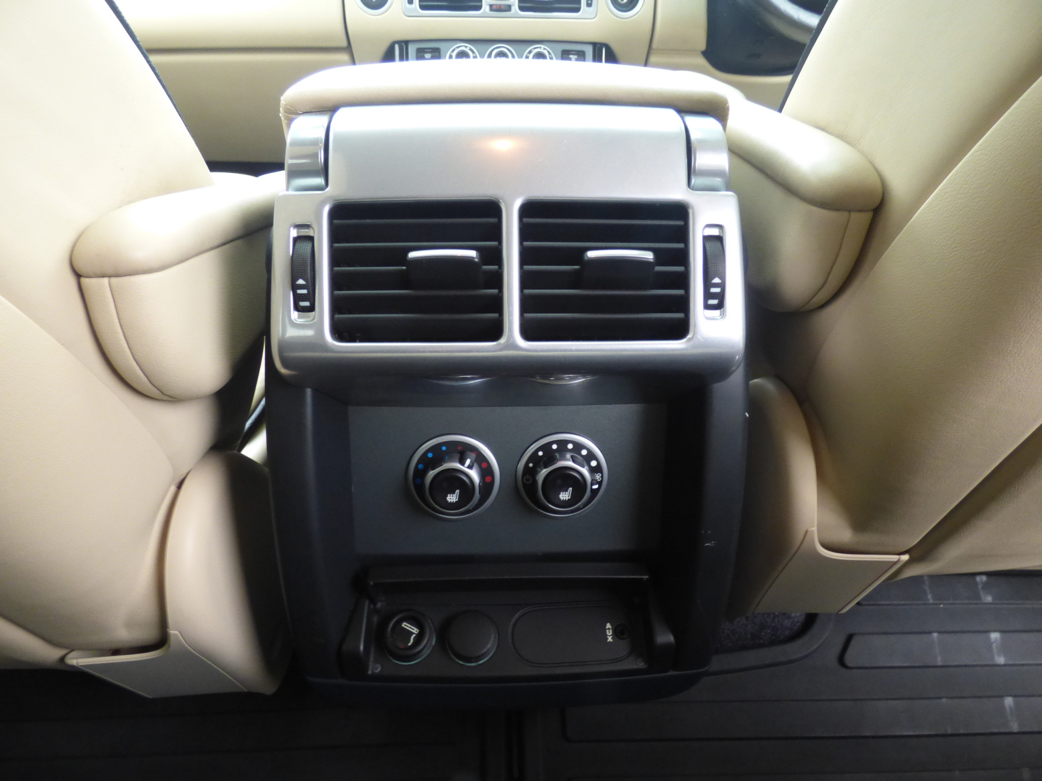 Land Rover Range Rover Range Rover 3 6 TDV8 VOGUE 4dr Auto