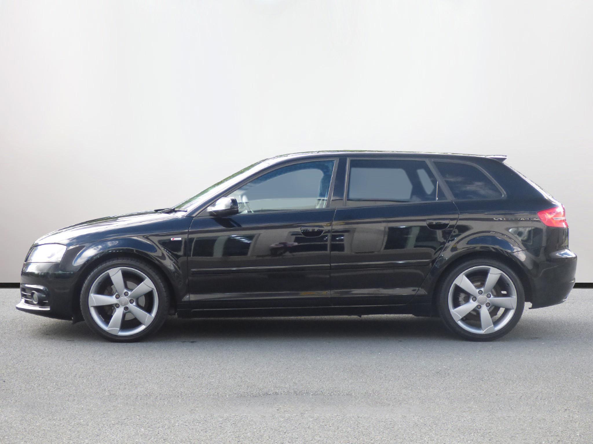 Audi A3 A3 2 0 TDI Black Edition 5dr [Start Stop]