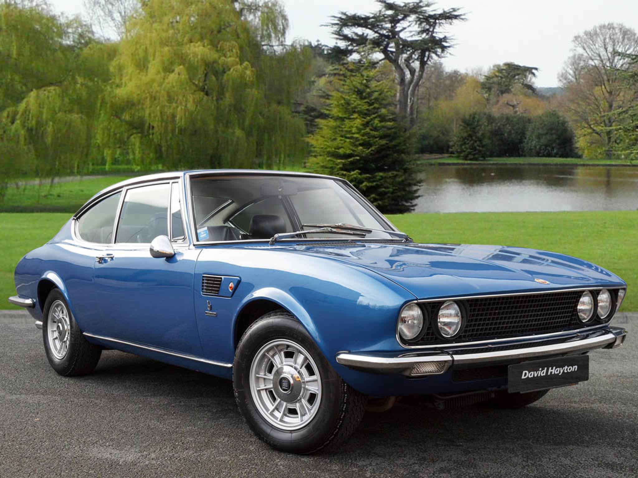 1970 Fiat Dino 2400 Import Krx842h