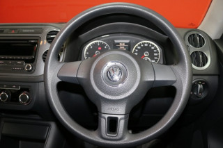 VOLKSWAGEN TIGUAN 2.0 TDi BlueMotion Tech S 5dr [2WD]