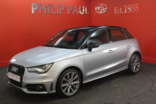 AUDI A1 1.6 TDI S Line Style Edition 5dr