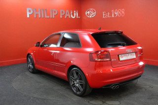 AUDI A3 2.0 TDI Black Edition 3dr