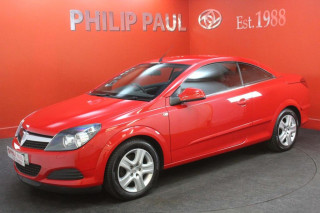 Vauxhall Astra 1.6 i Air Twin Top 2dr