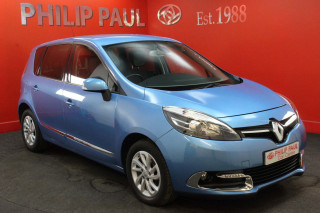 RENAULT SCENIC 1.5 dCi Dynamique TomTom Energy 5dr [Start Stop]