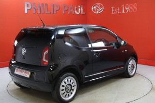 VOLKSWAGEN UP 1.0 Up Black 3dr