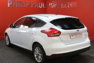 FORD FOCUS 1.5 TDCi 120 Zetec Edition 5dr