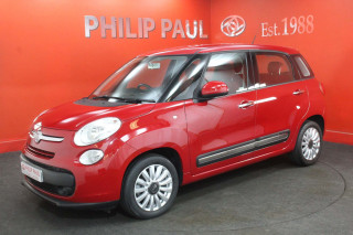 FIAT 500L 1.3 Multijet 95 Pop Star 5dr Dualogic