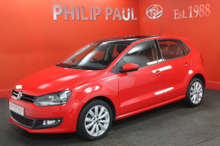 VOLKSWAGEN POLO 1.4 SEL 5dr