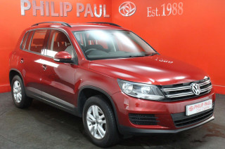 VOLKSWAGEN TIGUAN 2.0 TDi BlueMotion Tech S 150 5dr