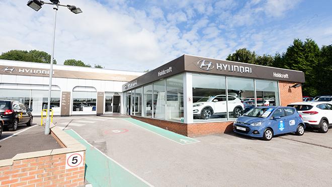 Hyundai Hanley site