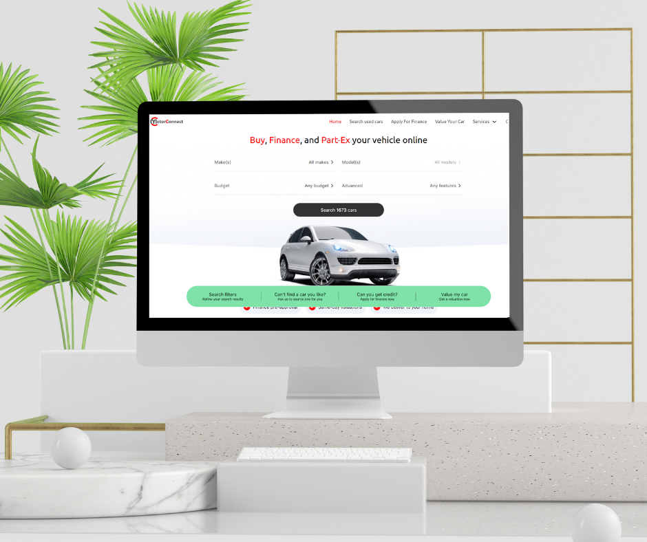 Image representing Top tips when buying a car online