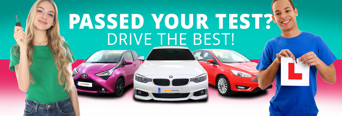 Passed your testest? Drive the best