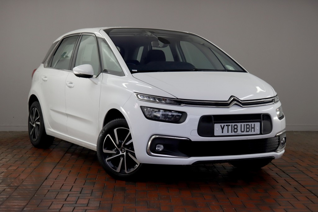 CITROEN C4 PICASSO 1 6 BlueHDi Feel 5dr YT18UBH| Used