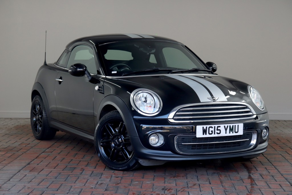 Mini Coupe 16 Cooper 3dr Chili Pack Wg15ymu Used Mini Coupe