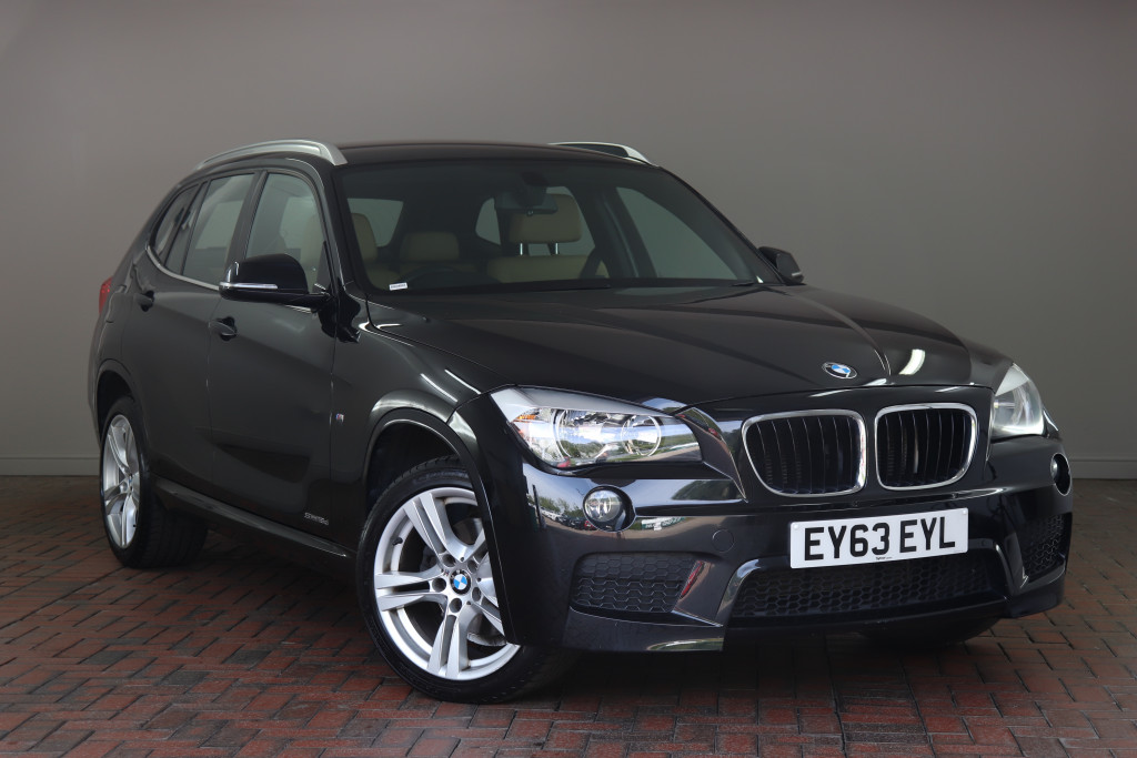 BMW X1 sDrive 18d M Sport 5dr Step Auto EY63EYL| Used BMW X1| Fords