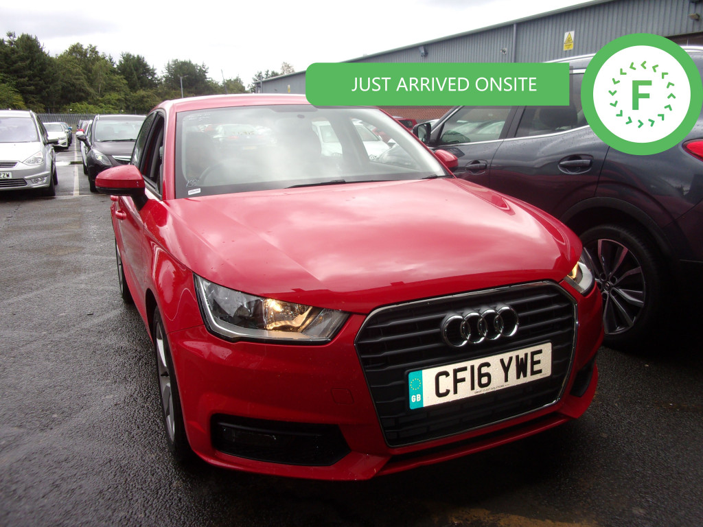 Audi A1 1 0 Tfsi Sport 5dr S Tronic Cf16ywe Used Audi A1 Fords Of