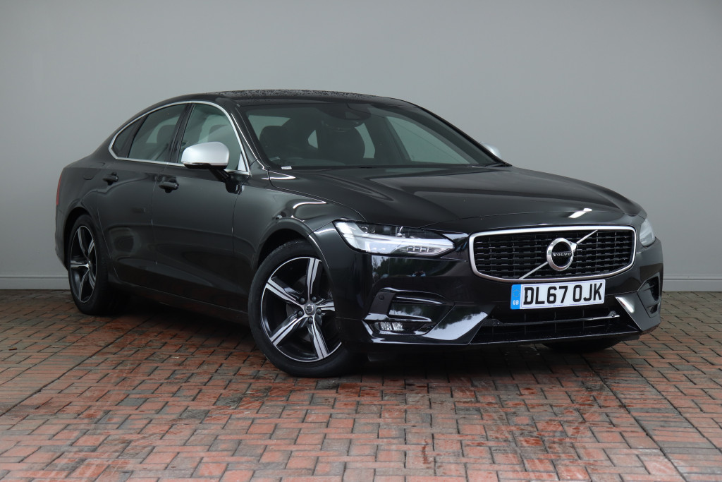 Volvo S90 2 0 D4 R Design 4dr Geartronic Dl67ojk Used Volvo