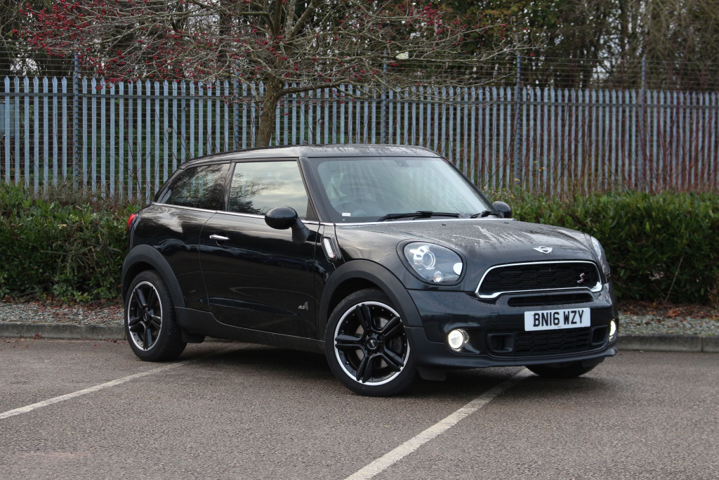 Mini Paceman 1 6 Cooper S 190 3dr Chili Pack Bn16wzy
