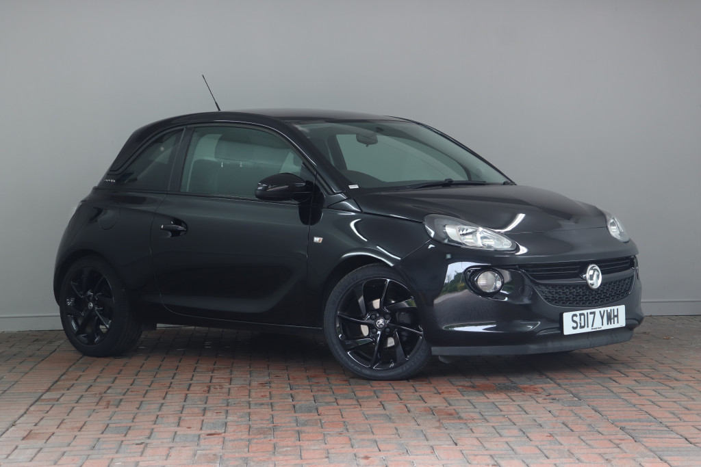 Vauxhall Adam Hatchback 1 2i Energised 3dr Sd17ywh Used Vauxhall Adam Fords Of Winsford