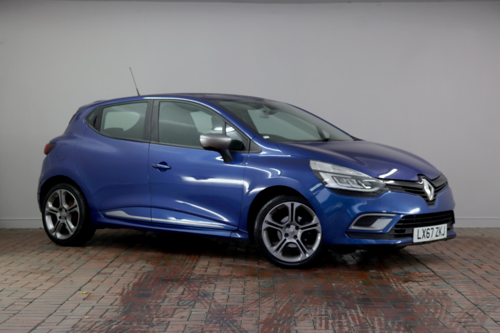Renault Clio Diesel Hatchback 1 5 Dci 110 Dynamique S Nav 5dr Gt Look Pack Led Headlights Parking Sensors Dab Radio Lx67zkj Used Renault Clio Fords Of Winsford