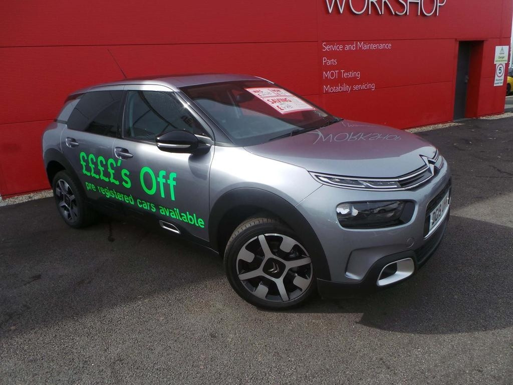 New Citroën C4 Cactus: ultra-comfortable hatchback| TorqueTips