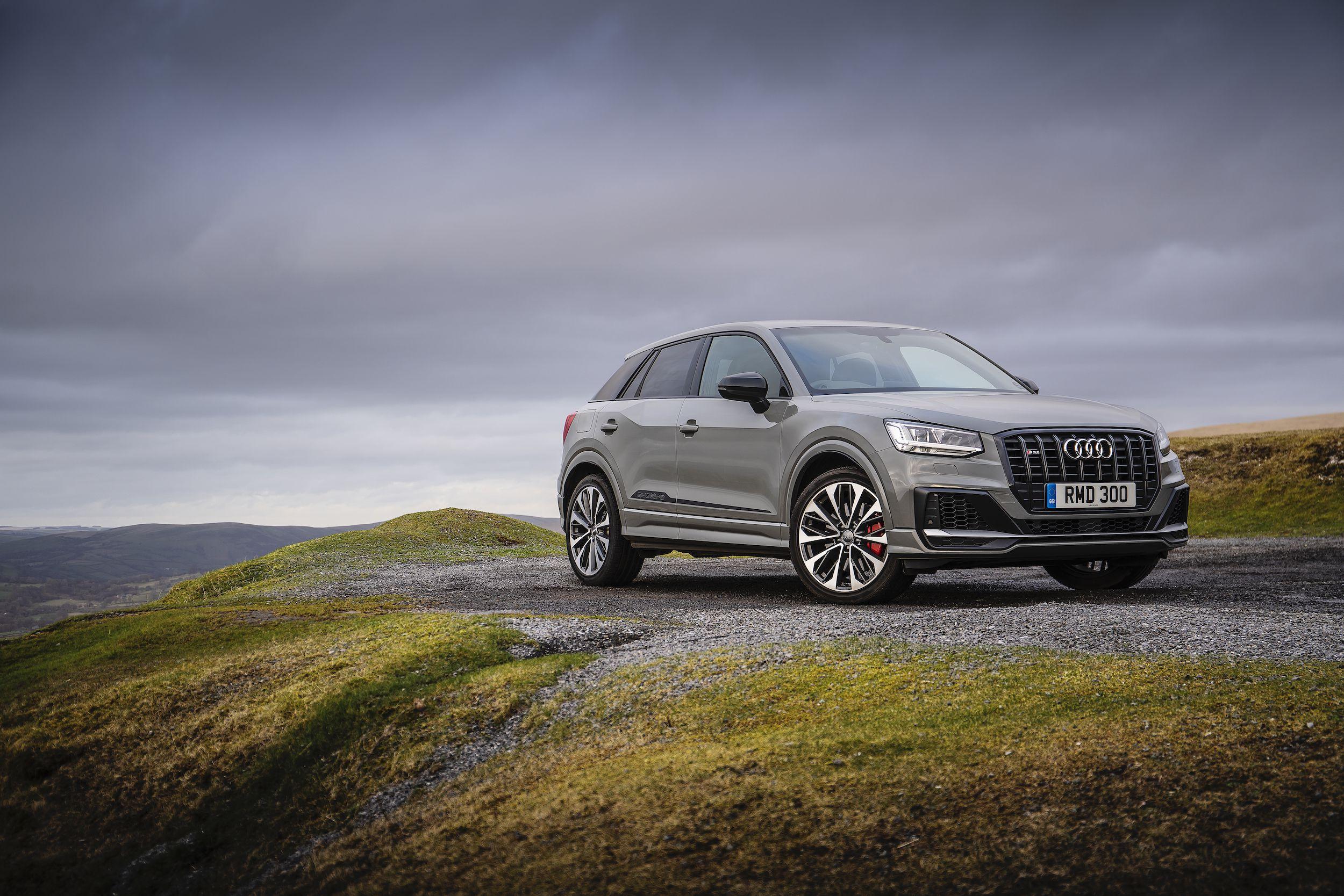 Audi SQ2 Performance SUV