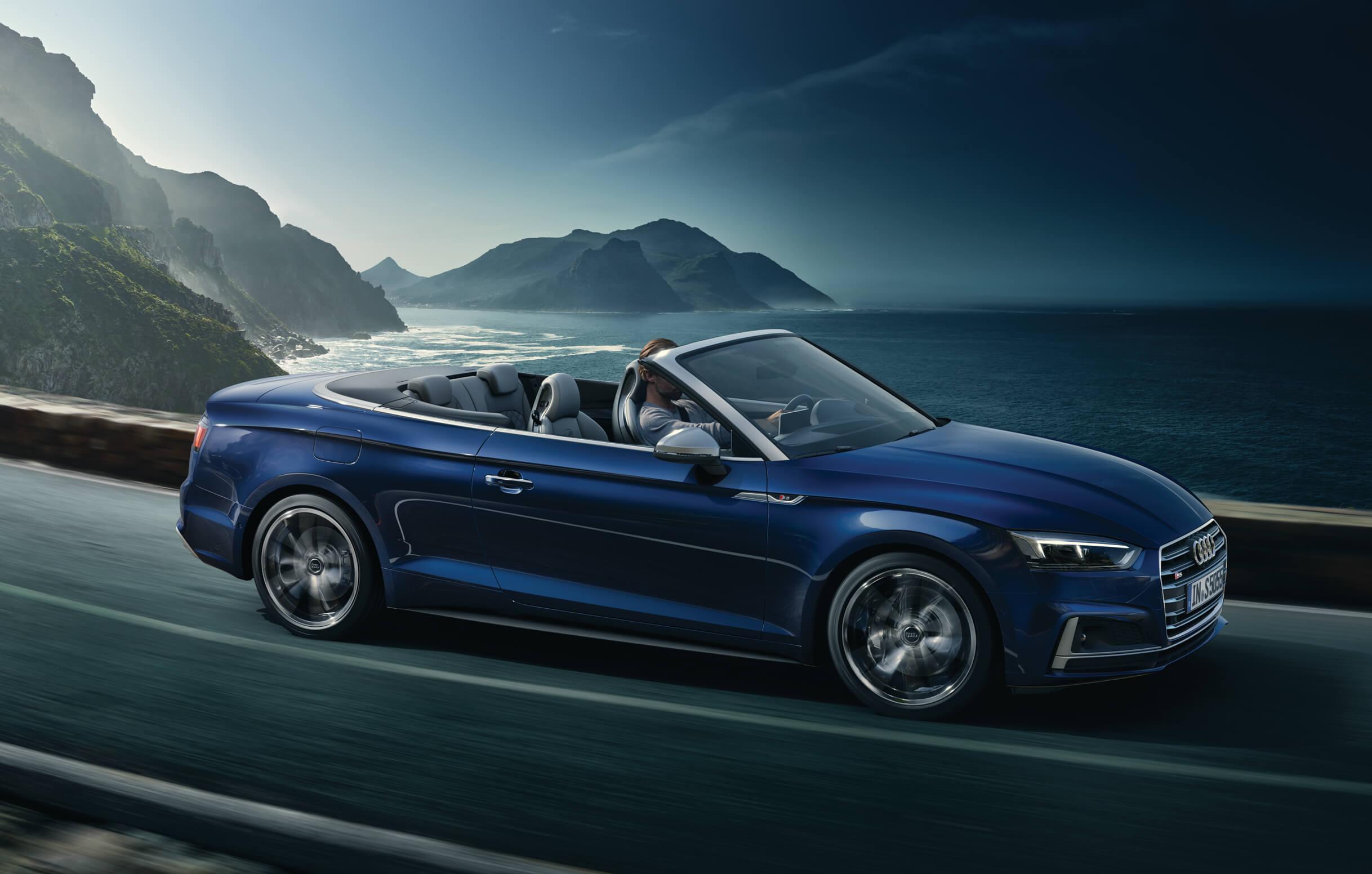 Focus On The Audi S5 Cabriolet Torquetips