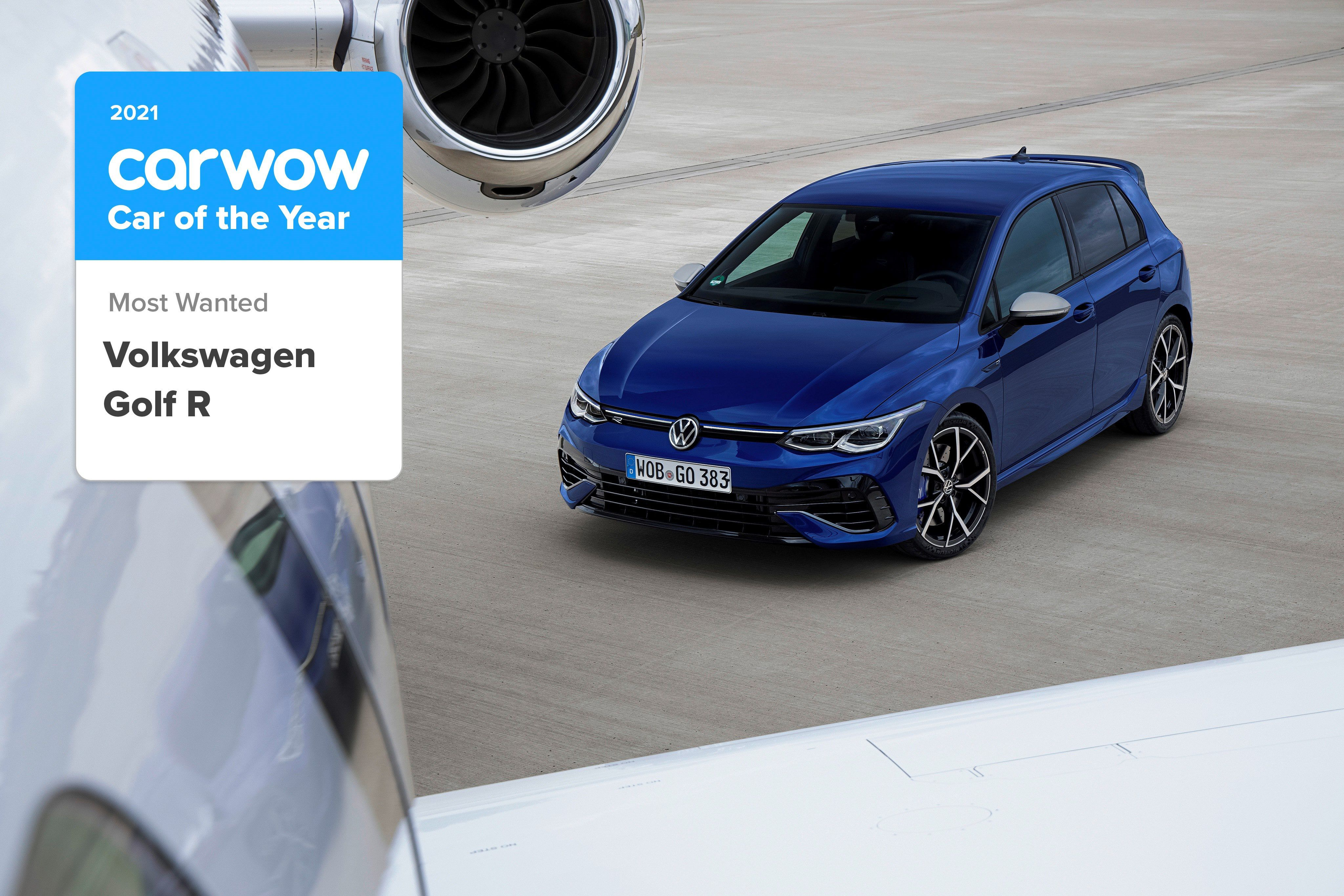 car wow most wanted volkswagen golf r