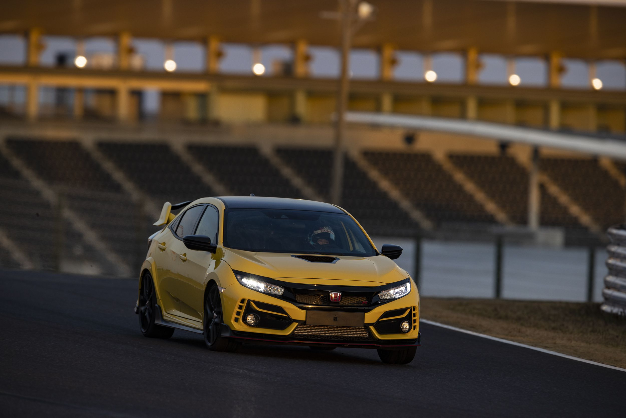 New limited edition Honda Civic Type R