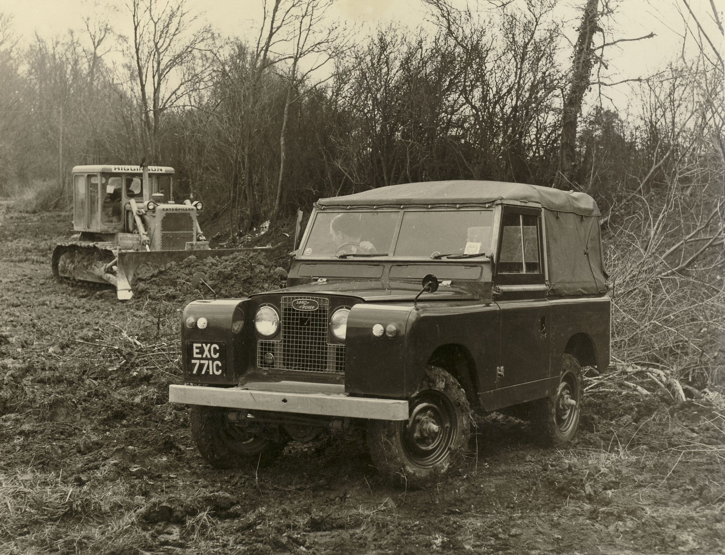 Land Rover Defender Series 2