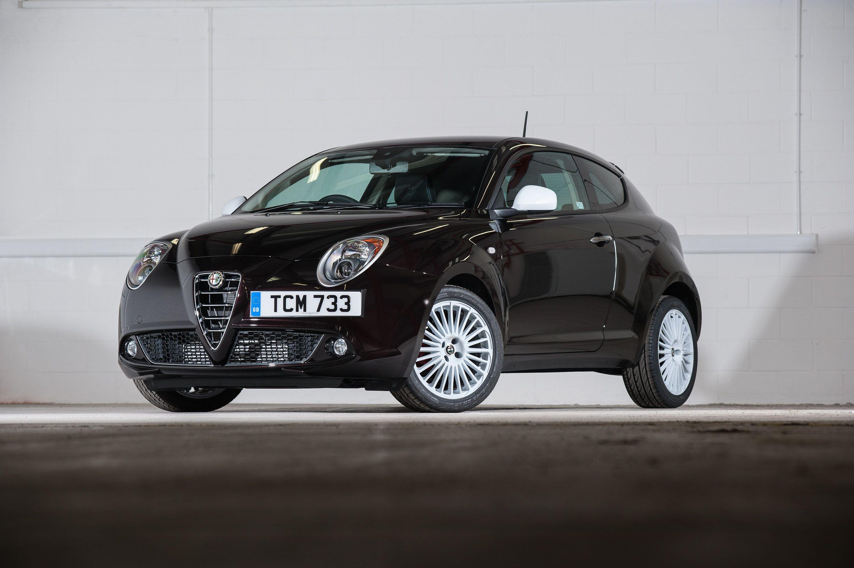 Alfa Romeo MiTo electric