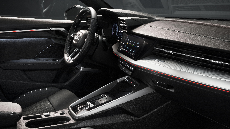 New Audi A3 Saloon interior