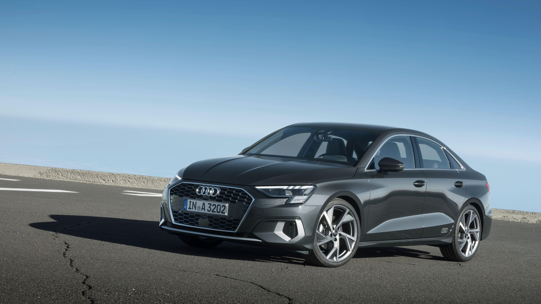 All new Audi A3 Saloon