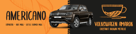 Amarok Compared to an Americano
