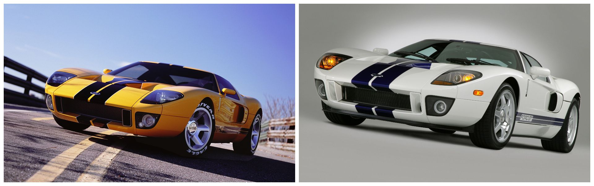 Ford GT40 Concept / Ford GT