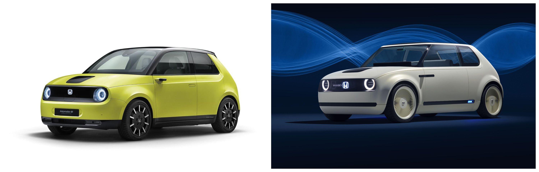 Honda Urban EV / Honda E