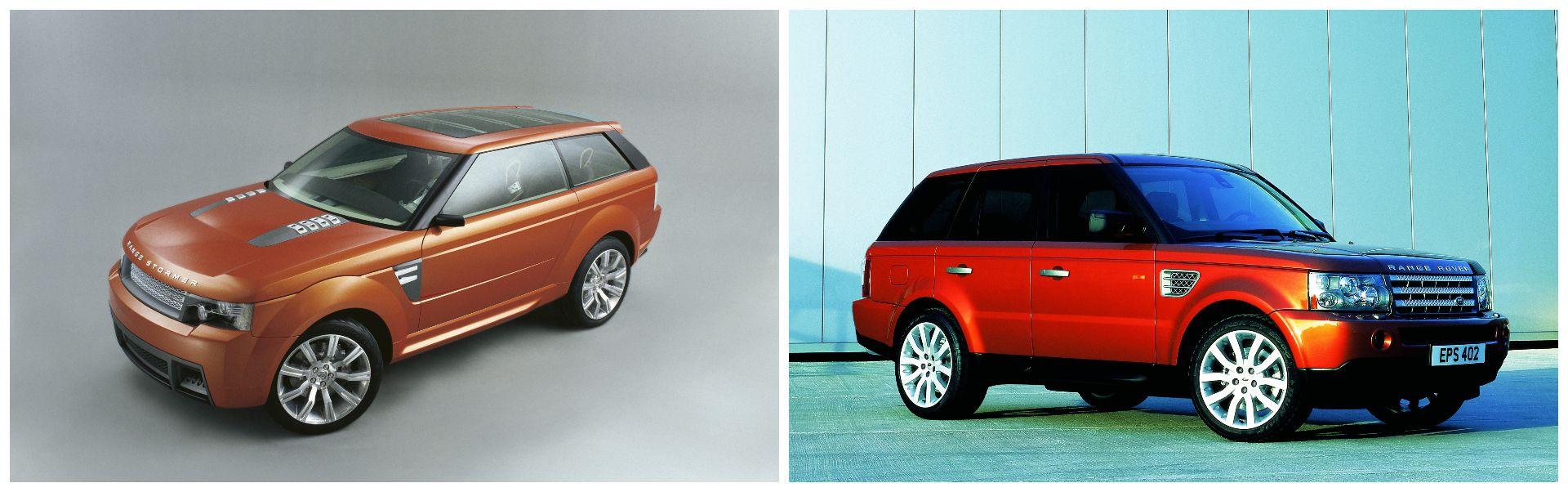 Range Stormer / Range Rover Sport