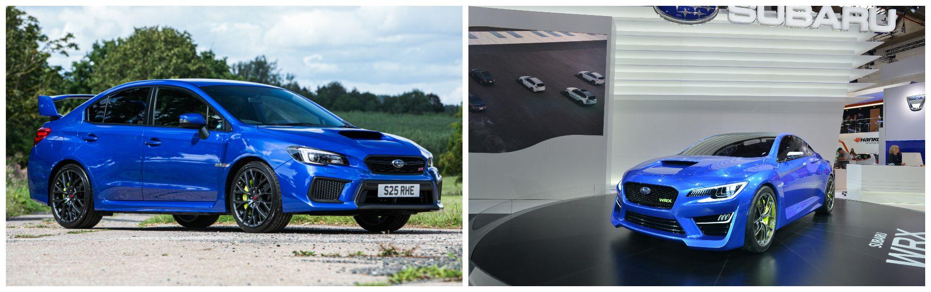 Subaru WRX Concept / WRX STI