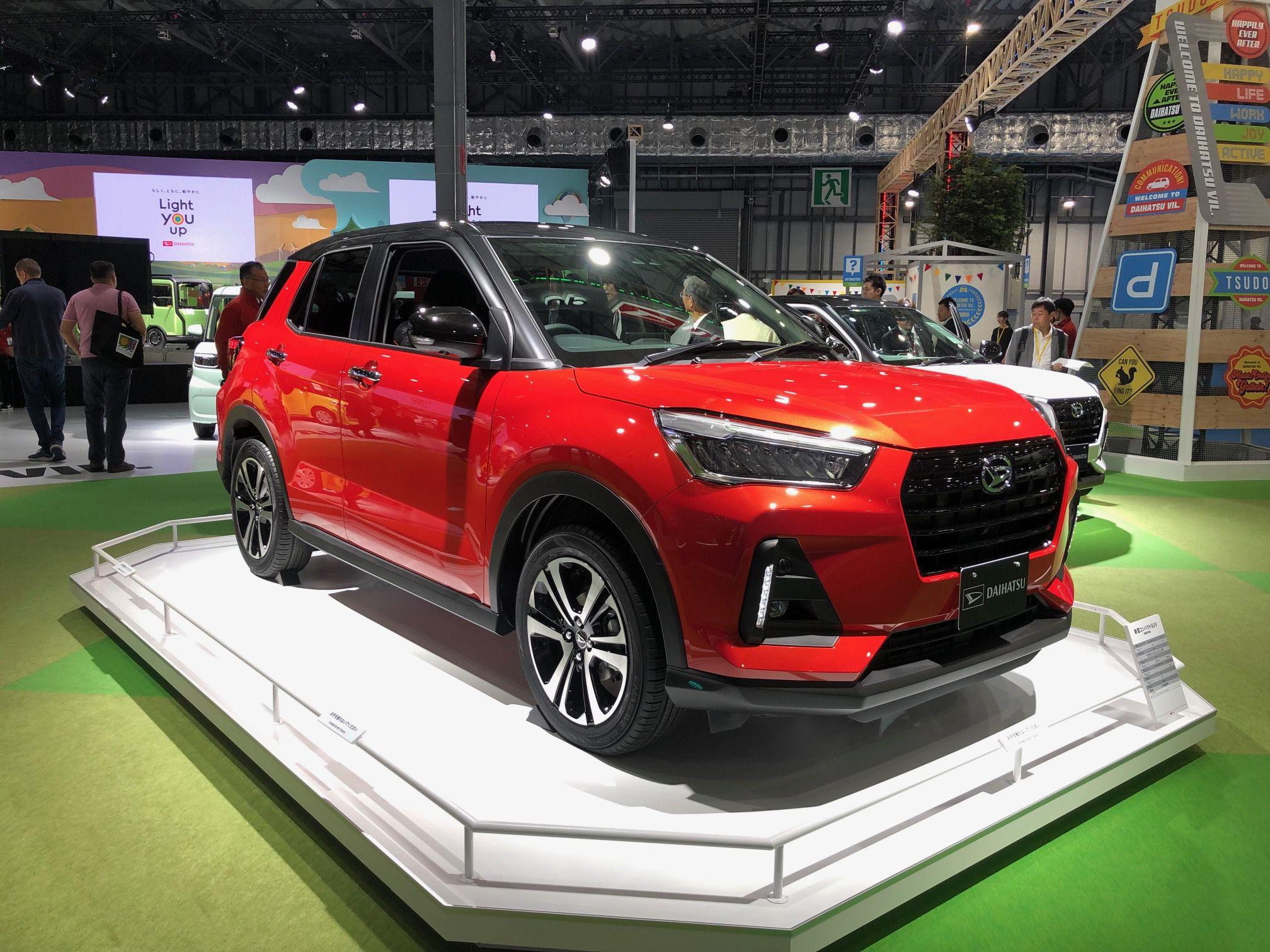 Daihatsu SUV