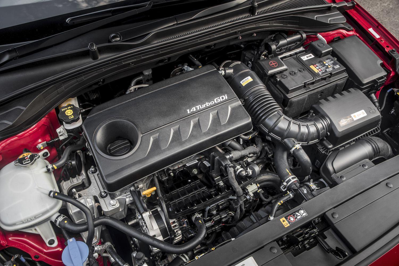 Hyundai 130 Tourer engine