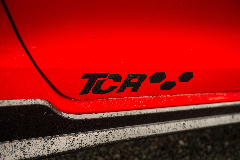 redf golf TCR sticker