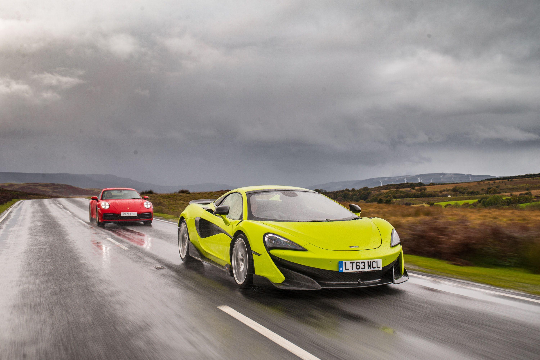 Yellow McLaren